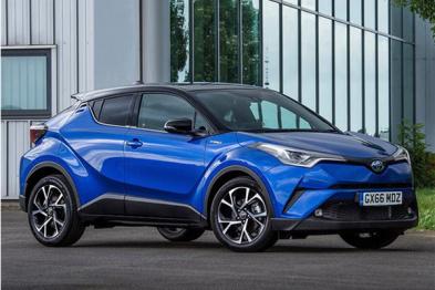 广汽丰田将投产C-HR,计划于2018年上市