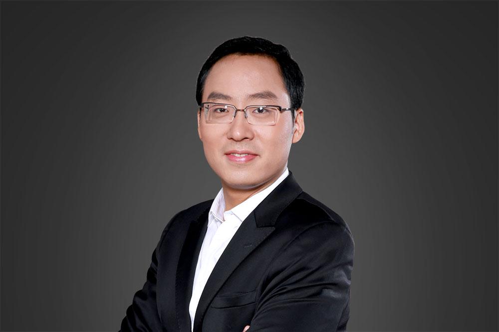 广联赛讯CEO赵展