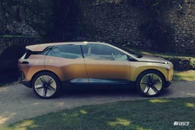 不僅是交通工具 BMW Vision iNEXT 概念車要給你一個專屬空間