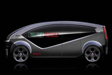 Fisker无人驾驶车型渲染图曝光,新车2018年测试