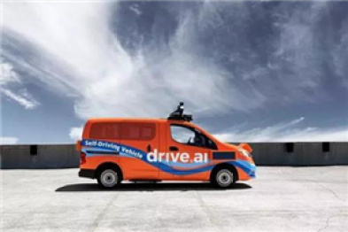 吴恩达的Drive.ai商业化第一步,现在去德州能打无人驾驶出租车了!