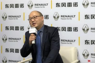 东风雷诺陈曦:即将导入轿车,网点结构需完善