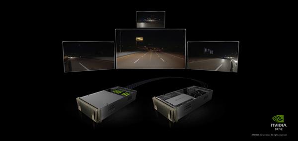 NVIDIA DRIVE Constellation系统组成