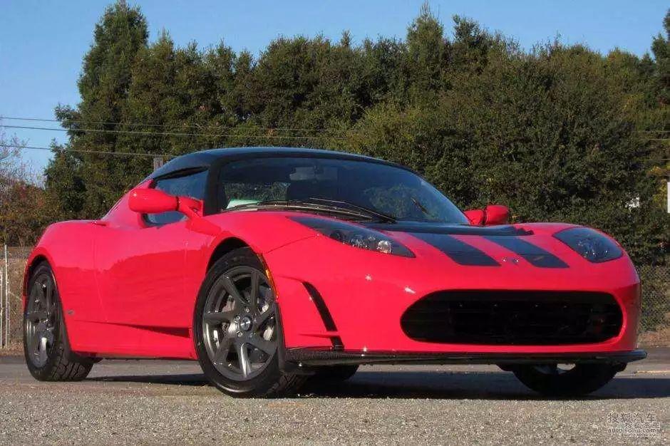 特斯拉Roadster 跑车