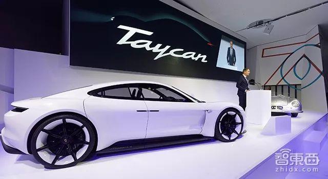保时捷Taycan