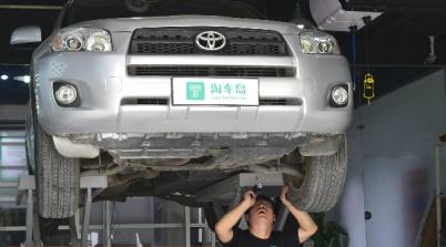 淘车岛:二手车帮买外衣下的电商生意
