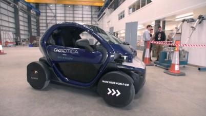 牛津大学开发新软件,让普通汽车自动驾驶