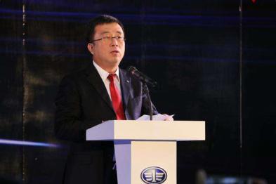 一汽轿车人事变动:王国强任集团副总,胡咏出任总经理