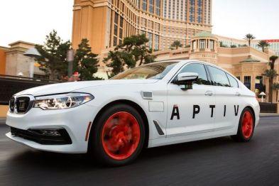 安波福将扩大自动驾驶车队规模,在波士顿增加新的试点项目