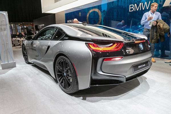 2019宝马i8 Coupe