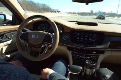 凯迪拉克跨越全美高速公路测试Super Cruise