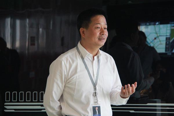 四维图新集团SVP 金水祥