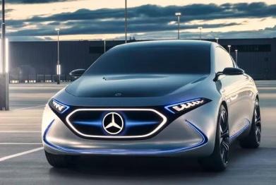 奔驰EQ S电动轿车将于2020年亮相