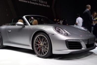新款保时捷911更新动力和内饰,增加手势识别支持Carplay
