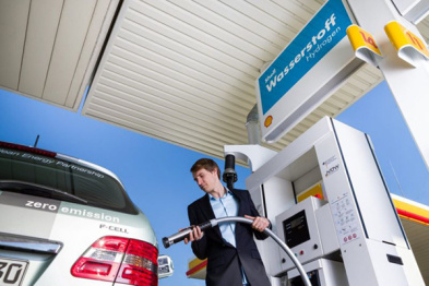 丰田联手壳牌计划在加州新建7座氢燃料加气站