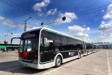 北京公交集团:辅助驾驶系统将列入标配