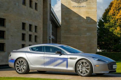 阿斯顿马丁正在华寻求电动汽车合股同伴