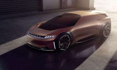 EXEED星途品牌概念车 E-IUV亮相,如何诠释未来?