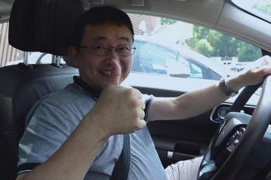 国家863主题项目首席专家姚丹亚教授体验东风雪铁龙C6
