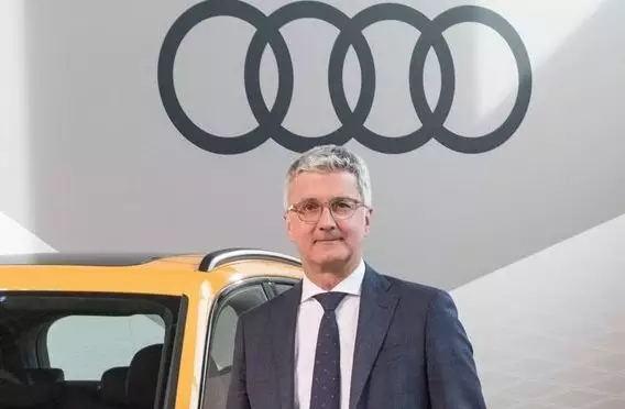 奥迪CEO施泰德
