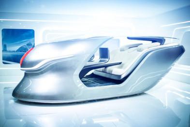 红旗闪耀北京车展:不仅仅有H5,还有未来感爆棚的智能驾驶舱