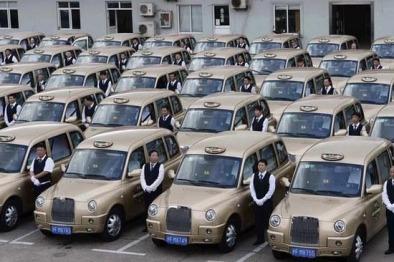 """资本大鳄软银,密谋组建""""反Uber联盟"""""""
