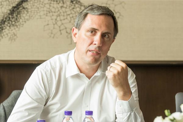 FMC总裁戴雷博士(Dr. Daniel Kirchert)