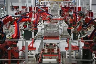特斯拉裁员:将缩减Model S和Model X生产时间