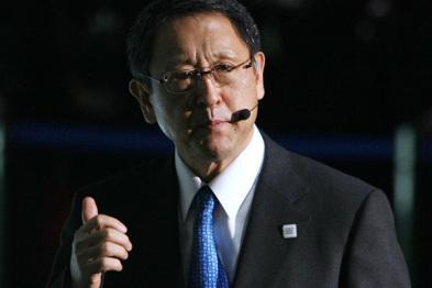 为表发展决心,丰田章男任电动车部门负责人
