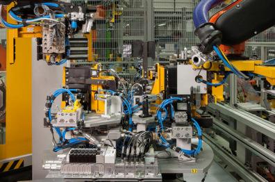 传捷豹路虎有意与福特和宝马共建电池工厂