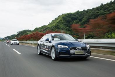 从质变到量变,试驾全新奥迪A5 Coupe 45TFSI quattro运动型