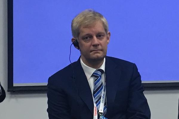 长城汽车副总裁Tobias Brunner