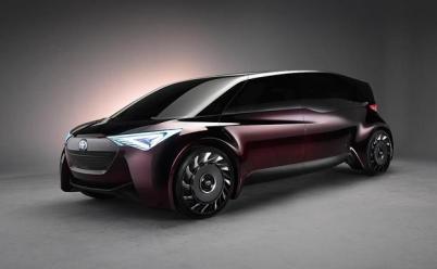 丰田研发非充气式轮胎,打造轻量化电动汽车