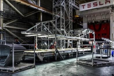 马斯克和特斯拉能否颠覆汽车生产线?