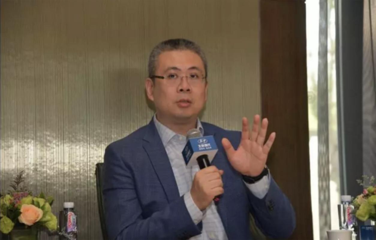 北京现代常务副总经理刘宇