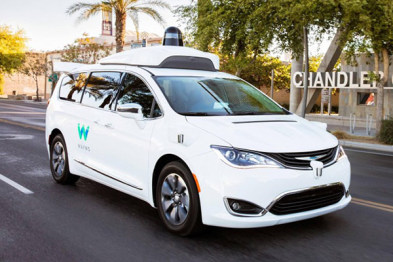 毕马威公布自动驾驶汽车成熟度国家排名