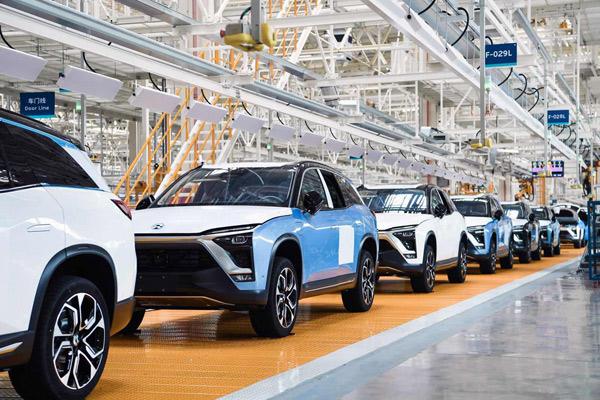 蔚来首批ES8将于6月28日交付,9月前交付1万台-汽车氪