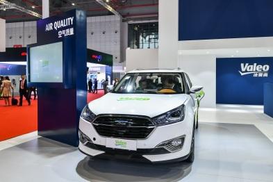 法雷奥发布电气化、自动驾驶及互联汽车创新技术