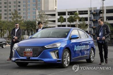 韩国2018平昌冬奥会将力推自动驾驶汽车