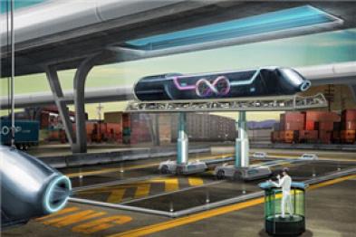美国超级高铁将落户贵州