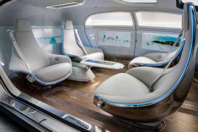 """智能技术让汽车座椅""""因人而异"""""""