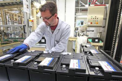 江森自控将在河南济源市建汽车电池工厂