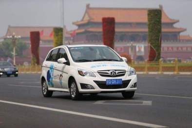 2020年新能源车至40万,北京推三年计划