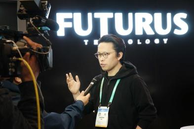 CES2020:未来黑科技Futurus展示全新混合现实全景显示技术