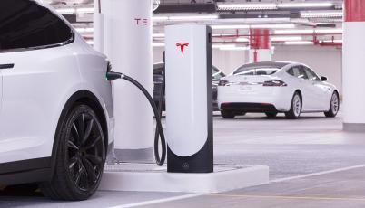 特斯拉计划在中国布局4000个以上超级充电桩