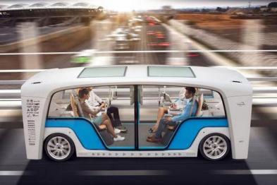 欧司朗与Rinspeed合作自动驾驶概念车