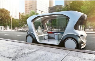 博世将推自动驾驶电动接驳车