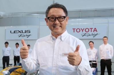 丰田或以并购方式加大自动驾驶等技术开发