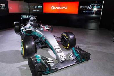 高通如何在几秒之间拿到F1方程式赛车的海量数据?