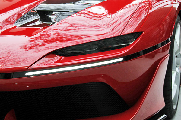 法拉利为日本推出超限量跑车J50,会是你心中的最美跃马吗?